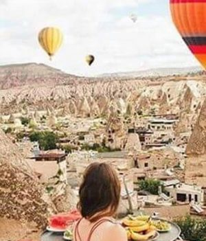 2 Days Cappadocia Package Tour from Istanbul